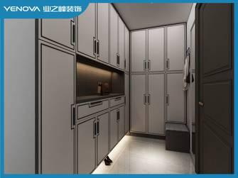 15-20万140平米三室两厅中式风格衣帽间设计图
