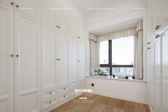 豪华型130平米三室两厅北欧风格衣帽间图