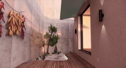 15-20万140平米四室四厅日式风格其他区域装修效果图