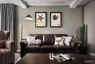 5-10万60平米美式风格客厅图片