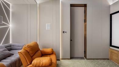 豪华型140平米别墅混搭风格影音室欣赏图