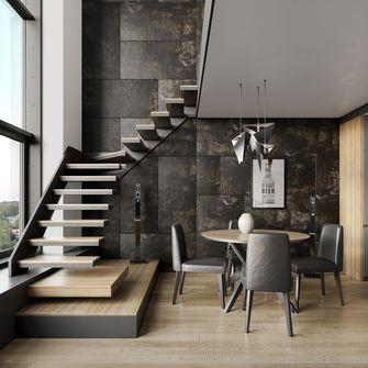 3万以下50平米一室一厅北欧风格餐厅装修案例