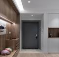 20万以上120平米三室两厅现代简约风格玄关效果图