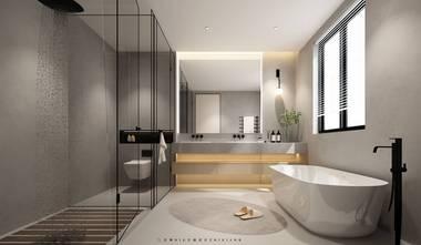 豪华型140平米别墅混搭风格卫生间设计图