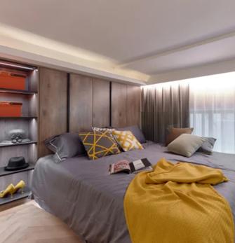 5-10万30平米小户型轻奢风格卧室图