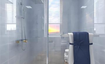 经济型130平米三室一厅地中海风格卫生间装修图片大全