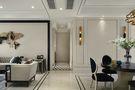 140平米三室两厅法式风格玄关图片