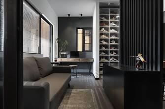 50平米公寓工业风风格书房图片大全
