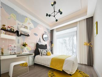 20万以上120平米三室两厅现代简约风格青少年房效果图