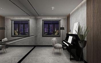 140平米四室两厅现代简约风格影音室装修案例