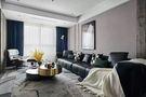 120平米三现代简约风格客厅装修效果图