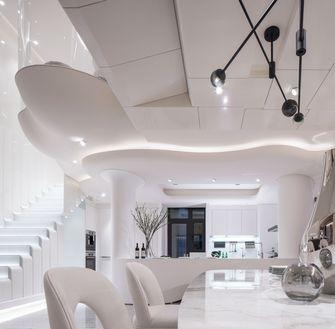 豪华型140平米复式美式风格餐厅欣赏图
