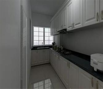 90平米三欧式风格厨房图片