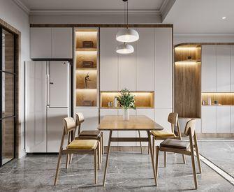 豪华型三室两厅美式风格餐厅图片大全