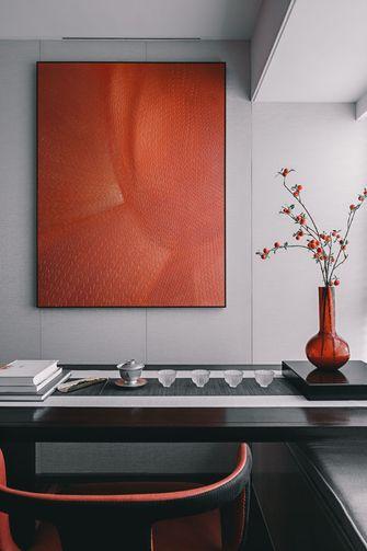 豪华型140平米四室两厅中式风格书房图片大全
