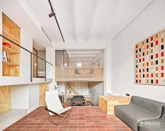 豪华型130平米复式日式风格客厅设计图