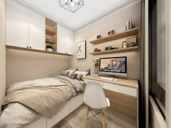 3-5万70平米一居室现代简约风格青少年房图片