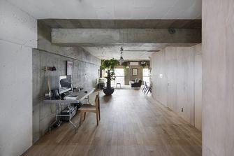 50平米公寓日式风格客厅装修案例