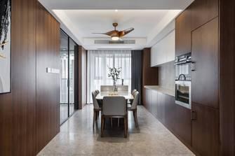 20万以上140平米四现代简约风格厨房欣赏图