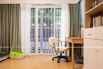 10-15万60平米公寓现代简约风格书房装修效果图