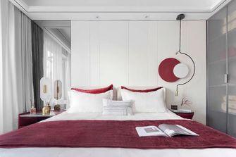 90平米一居室轻奢风格卧室图