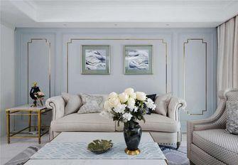 10-15万120平米三室两厅美式风格客厅装修图片大全