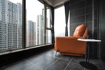 3万以下140平米复式中式风格阳台图