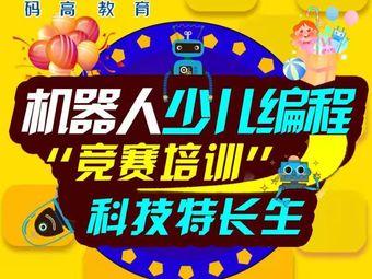 码高机器人编程(大观校区)