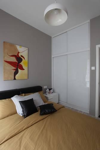 120平米三混搭风格客厅装修效果图