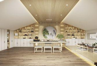 3-5万140平米复式新古典风格其他区域设计图
