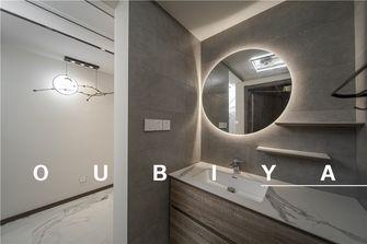 10-15万90平米三室两厅中式风格卫生间图