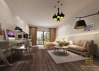 120平米复式工业风风格卧室图片