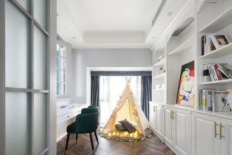 10-15万120平米三室两厅美式风格书房图片大全