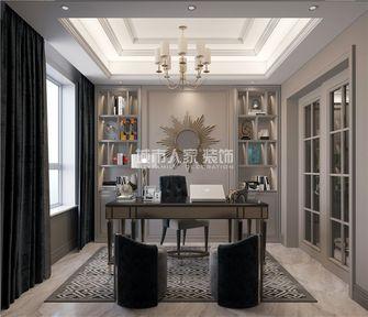 经济型140平米复式欧式风格书房图片大全