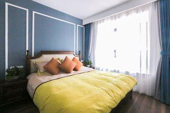 10-15万90平米三室两厅美式风格卧室装修图片大全