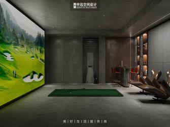 豪华型140平米复式轻奢风格健身房图片
