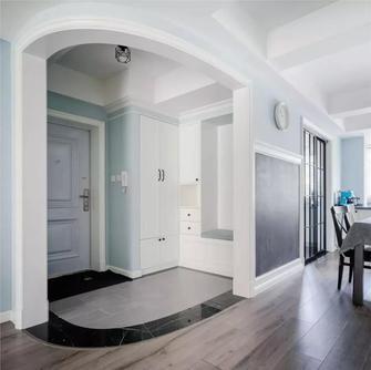 10-15万100平米三室两厅美式风格玄关图