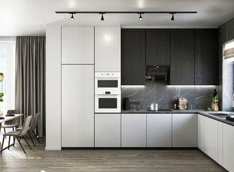 三轻奢风格厨房设计图
