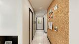 豪华型130平米三室两厅现代简约风格走廊装修效果图