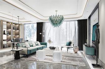 经济型三室两厅美式风格客厅装修图片大全