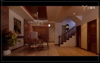 豪华型140平米别墅美式风格餐厅欣赏图