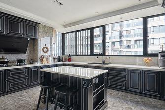 20万以上140平米复式美式风格厨房图片
