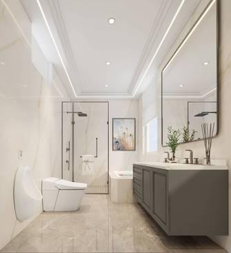 20万以上140平米别墅美式风格卫生间装修图片大全