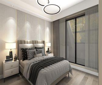 20万以上140平米复式现代简约风格卧室效果图