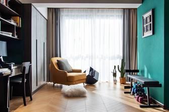 120平米三室三厅混搭风格其他区域装修效果图