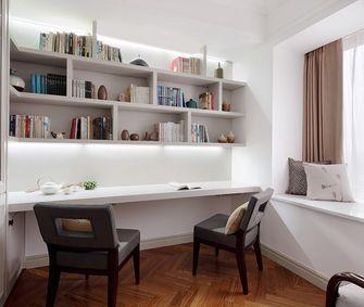 5-10万100平米三室一厅美式风格书房效果图