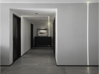 经济型110平米现代简约风格走廊图片