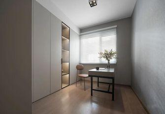 经济型120平米三室两厅混搭风格书房装修效果图