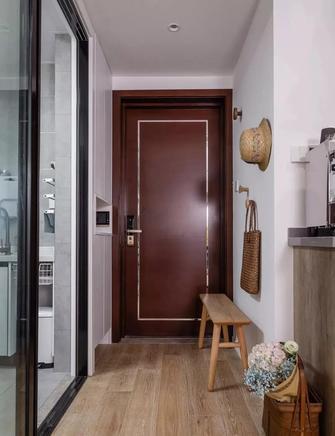 110平米三室两厅北欧风格玄关装修图片大全