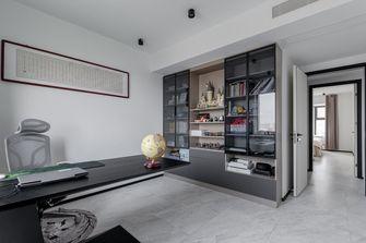 20万以上120平米现代简约风格书房装修图片大全
